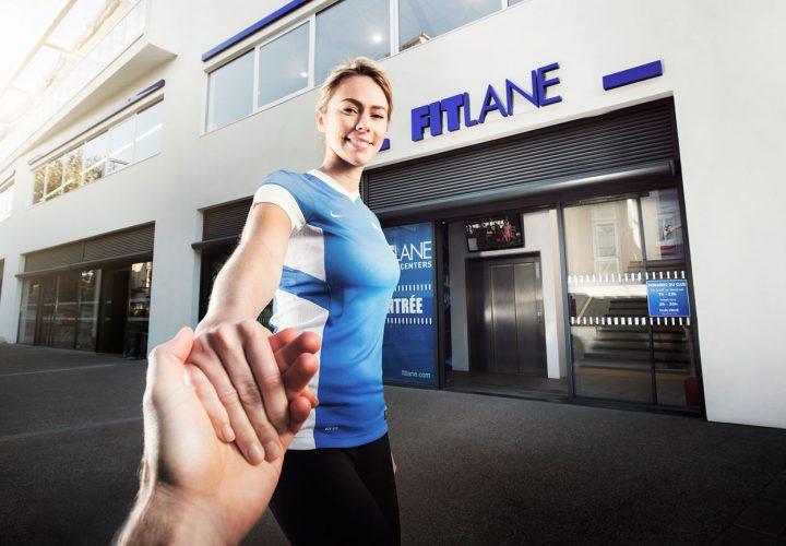 Site internet Salle de sport Fitlane