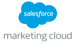 Logo Salesforce marketing cloud