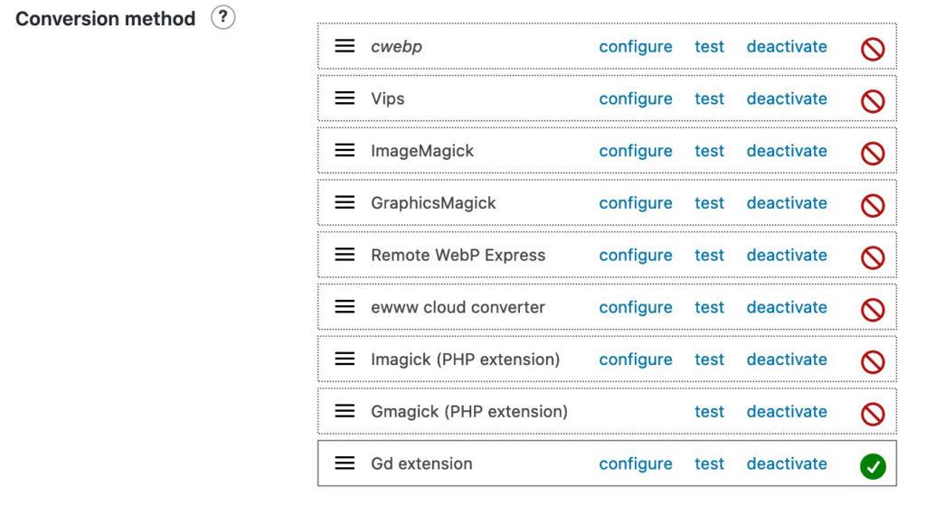 Comment mettre en place des images en WebP sur Wordpress 6
