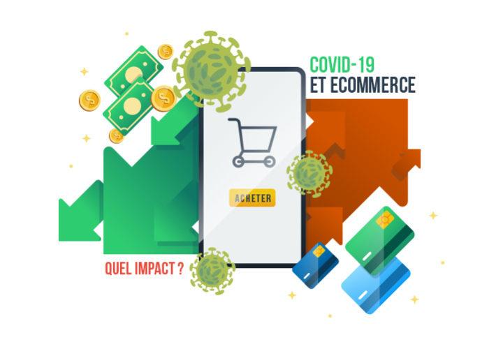 Impact Covid-19 sur ecommerce